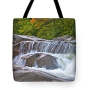Autumn On The Kancamagus Tote Bag