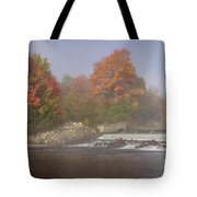 Autumn On The Moose II Tote Bag