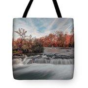 Autumn On The Niagara Tote Bag