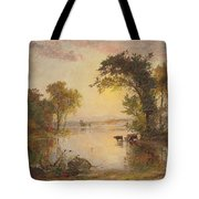 Autumn On The Susquehanna Tote Bag