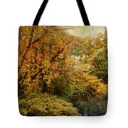 Autumn Palette Tote Bag