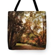 Autumn Passage II Tote Bag