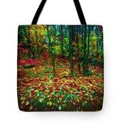 Autumn H5 Tote Bag