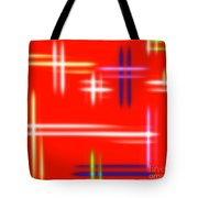 Autumn Pulse Tote Bag