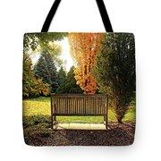 Autumn Quiet Tote Bag