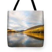Autumn Reflection At Arrochar Tote Bag