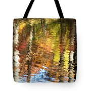 Autumn Reflections-3 Tote Bag