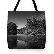 Autumn Resevoir Tote Bag