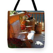 Autumn Retreat Tote Bag