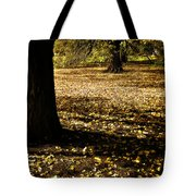 Autumn Scatterlings Tote Bag