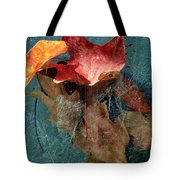 Autumn Seined Tote Bag