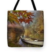 Autumn Souvenirs Tote Bag