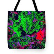 Autumn Splash Tote Bag