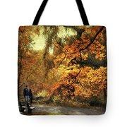 Autumn Splendor Promenade Tote Bag