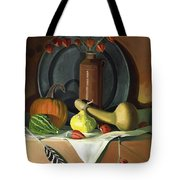 Autumn Still Life Tote Bag