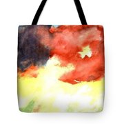 Autumn Storm Tote Bag