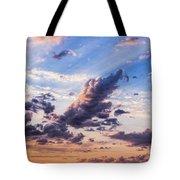 Autumn Sunrise 2 - Lyme Regis Tote Bag