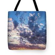 Autumn Sunrise - Lyme Regis Tote Bag