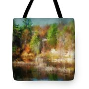 Autumn Tapestry Tote Bag