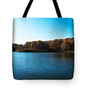 Autumn The In Loess Hills Tote Bag