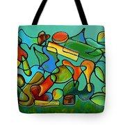 Autumn Toccata Tote Bag