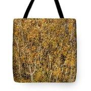 Autumn Tree Tangle Tote Bag