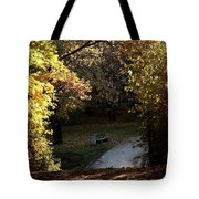 Autumn Trees 3 Tote Bag