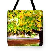 Autumn Trees 6 Tote Bag