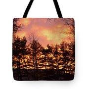 Autumn Twilight Tote Bag