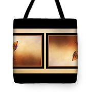 Autumn Up And Down Tote Bag