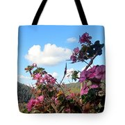 Autumn View 2 Tote Bag