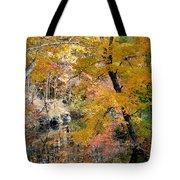 Autumn Vintage Landscape 6 Tote Bag