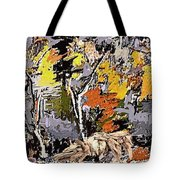 Autumn Walk 1 Tote Bag
