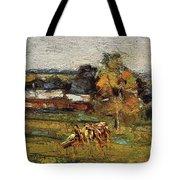 Autumn Walk 2 Tote Bag