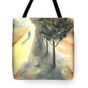 Autumn Walk Tote Bag
