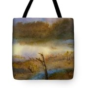 Autumn Wetlands Tote Bag