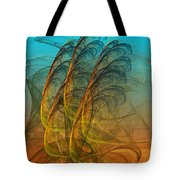 Autumn Whirlwind  Tote Bag