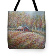 Autumn Whisper. Tote Bag