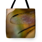 Autumn Wing Tote Bag