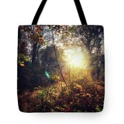 Autumn Woodland Tote Bag