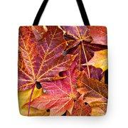 Autumnal Carpet Tote Bag