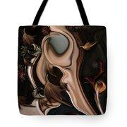 Autumnal Material Tote Bag