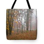 Autumnal Mist Tote Bag