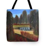 Autumn's Arrival Tote Bag