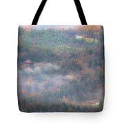 Autumns Fading Color Tote Bag