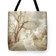 Autumn's Last Breath Tote Bag