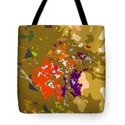 Autumns Leaf Tote Bag