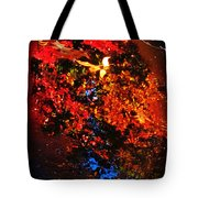 Autumns Looking Glass Tote Bag