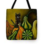 Autumn's Motley Crew Tote Bag