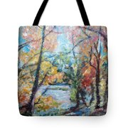 Autumn's Splendor Tote Bag